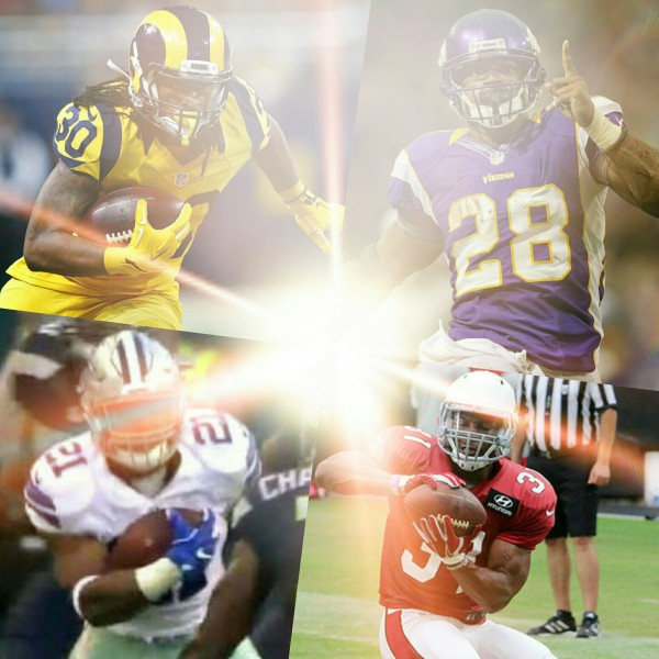 Running Back Rankings