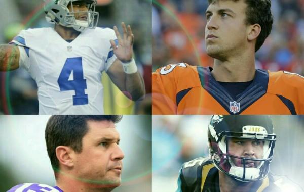 Quarterback Rankings Week 1