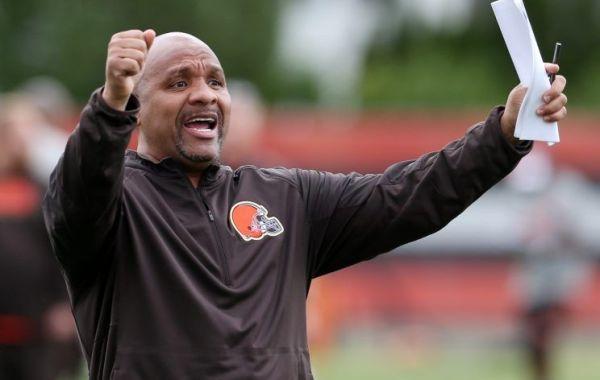 Hugh Jackson Cleveland Browns Head Coach