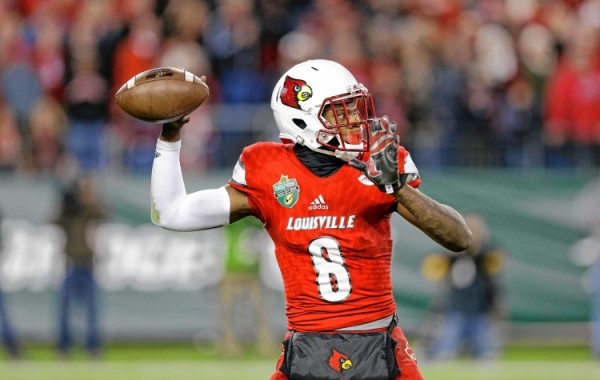 Lamar Jackson (photo credit: AP Photo/Mark Humphrey, File)