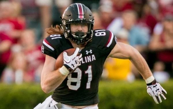 Hayden Hurst Round1 NFL Mock Draft