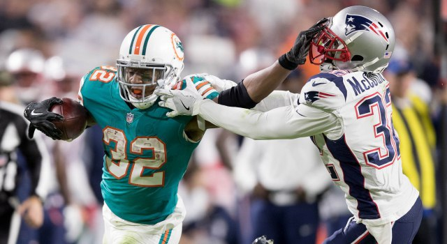 Fantasy Football Running Back Rankings Kenyan Drake