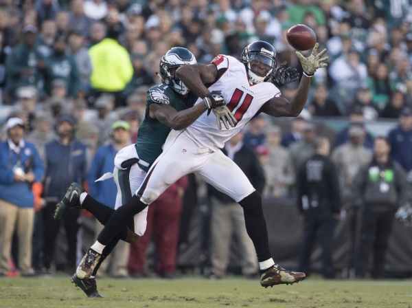Atlanta Falcons at Philadelphia Eagles Week 1 DFS