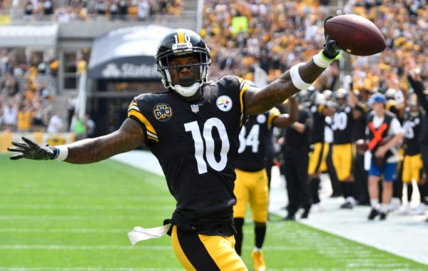 Martavis Bryant (Photo Credit: Mark Konezny USA Today Sports)