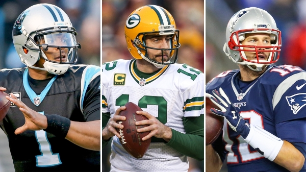 Fantasy Football Quarterback Rankings