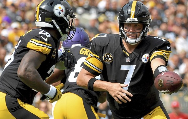 Fantasy Football Stacks Ben Roethlisberger