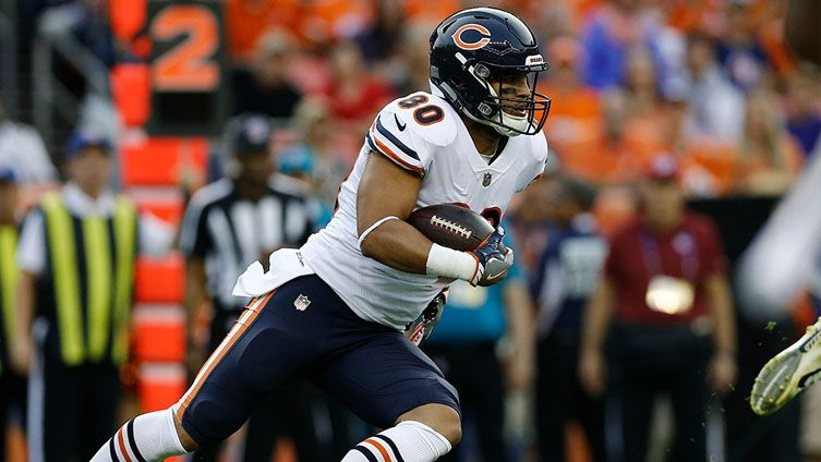Fantasy Football Breakout Star Trey Burton