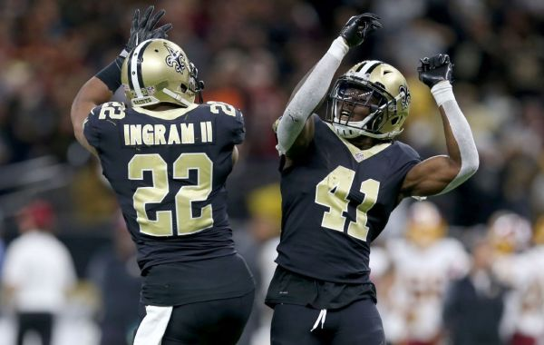 Alvin Kamara Fantasy Football Saints