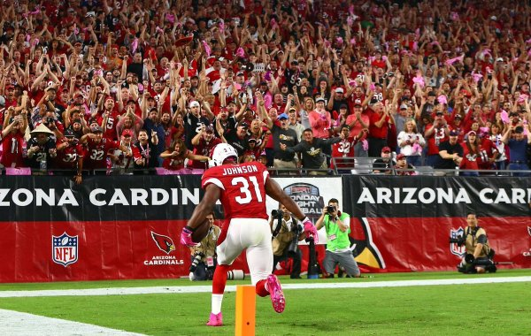 David Johnson Fantasy Football Running Back